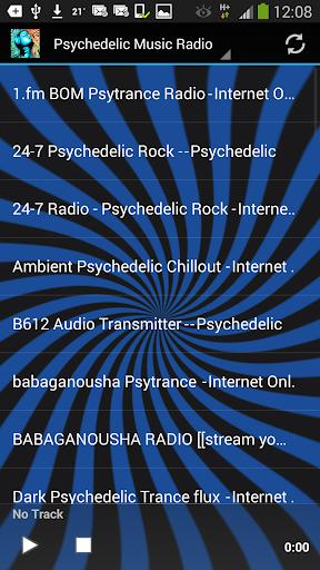 Psychedelic Radio Stations