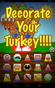 Hand Turkey Thanksgiving HD- screenshot thumbnail