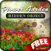 Flower Garden Hidden Objects