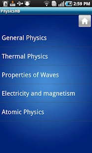 Physics Handbook- screenshot thumbnail
