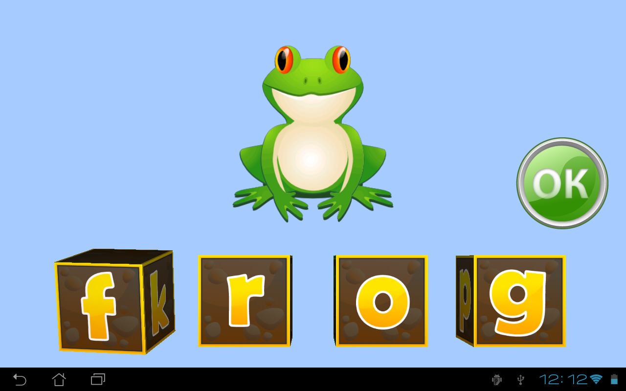 Kids Reading Preschool FREE - screenshot