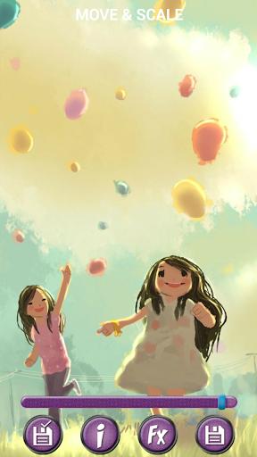 酷高清壁紙女孩 - 免費 壁紙 背景