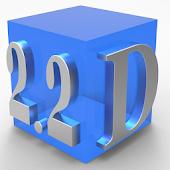 Go4D 2.2D Player Pro