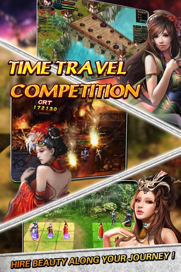 Time Travel Heroes- screenshot