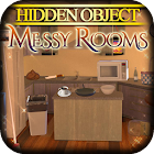 Hidden Objects - Messy Rooms icon