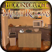 Hidden Objects - Messy Rooms