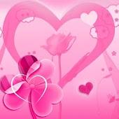 GO Launcher EX Theme Valentine