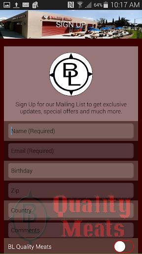 玩商業App|BL Quality Meats免費|APP試玩