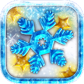 Snow Jewels Star