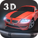 Skill 3D Parking Mall Madness icon
