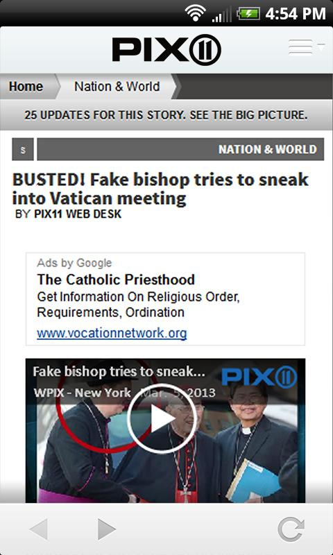 PIX11 News - New York - screenshot