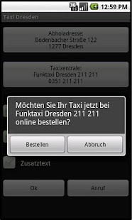 Taxi Dresden- screenshot thumbnail