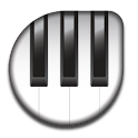 Piano by SplashApps (Ad Free) logo