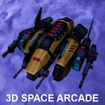 3D space Sci-fi action shooter v2.1