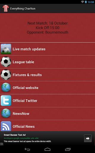 【免費運動App】Everything Charlton Athletic-APP點子