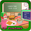 School Lunch - Food Maker icon