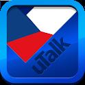 uTalk Czech icon