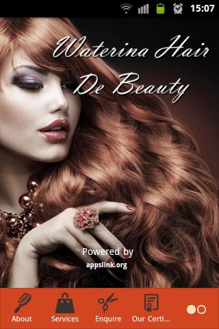 Waterina Hair de Beauty