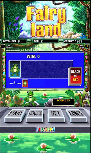 FairyLand Slots Screen Capture 1