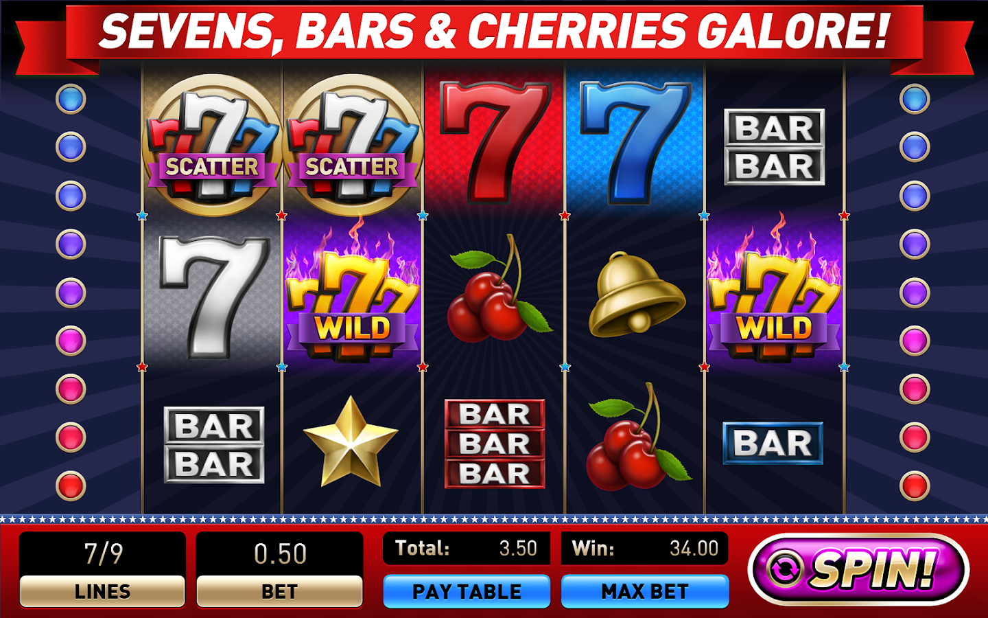 i want to play free online casino slots games