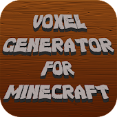 Voxel Generator for Minecraft