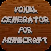 Voxel Generator for Minecraft