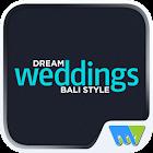 Dream Weddings Bali Style icon