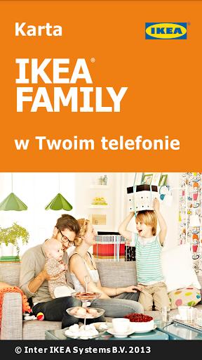 Karta IKEA FAMILY