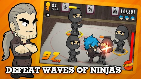 Kung-Fu Clash Lite - screenshot thumbnail