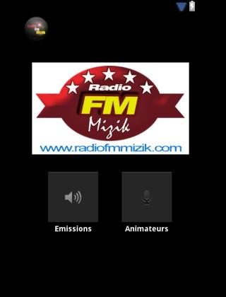 Radio FM Mizik