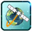 Satellite 3D icon