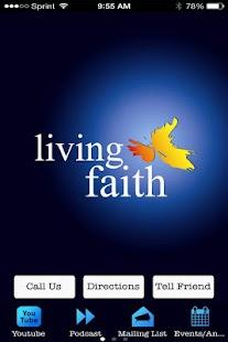 Living Faith Church - screenshot thumbnail