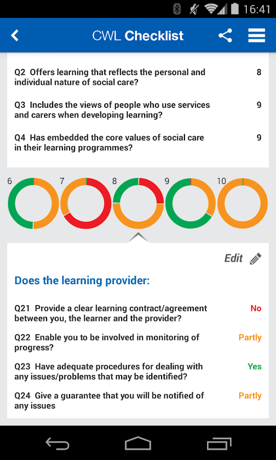 Choosing Workforce Learning- screenshot