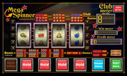slot machine mega spinner