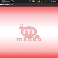 Screenshot of Mango Dialer