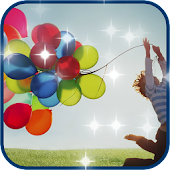 Star Trail Live Wallpaper