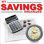 My Savings Organizer