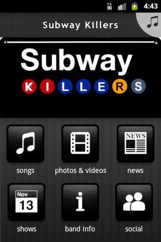 Subway Killers - screenshot