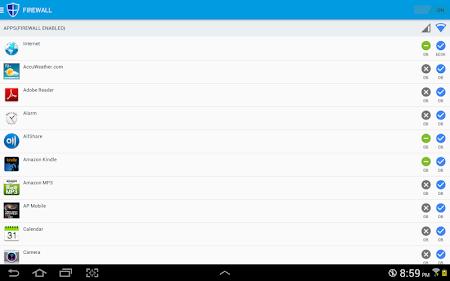 NoRoot Data Firewall 3.9 screenshot 42921