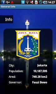 Jakarta Travel Guide screenshot 1