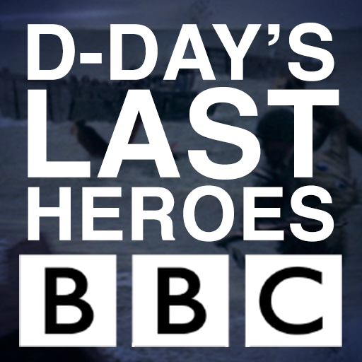 BBC D-Day's Last Heroes Icon