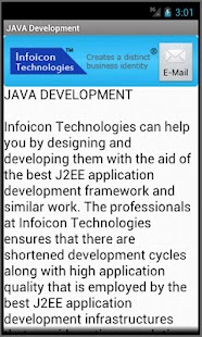 Infoicon Technologies- screenshot thumbnail