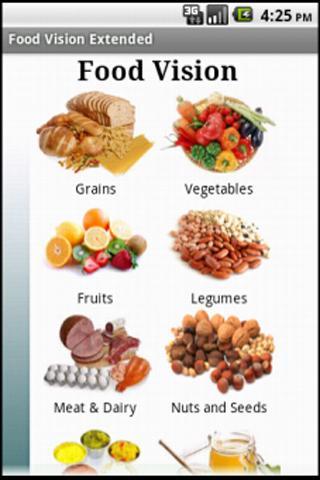 Food Vision Nutrition - Lite