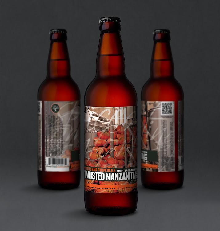 Logo of Manzanita Witch's Hair Pumpkin Ale