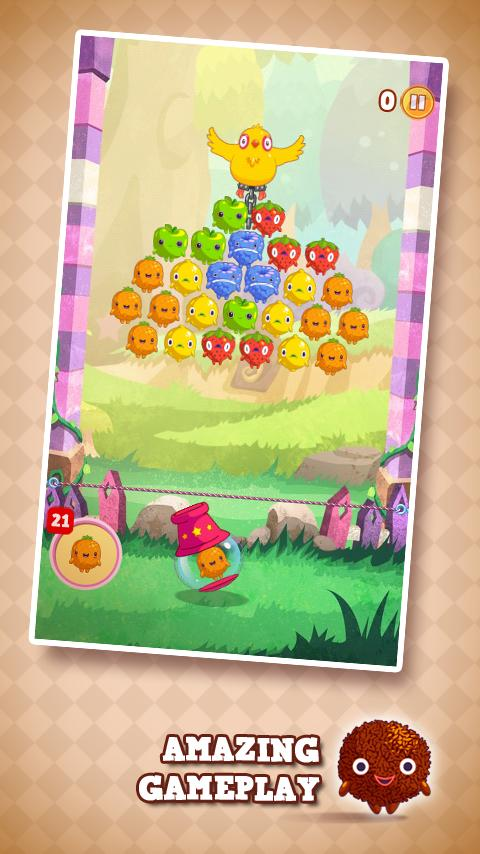 Candy Dash- screenshot