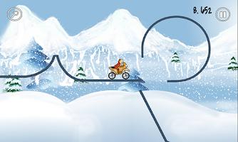 Screenshot of Bike Stunt - Thunder Race