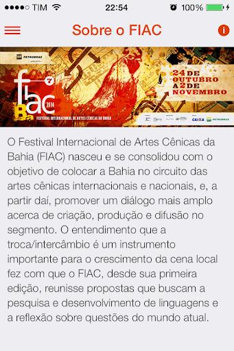 Fiac Bahia