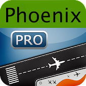 Phoenix Airport+Flight Tracker