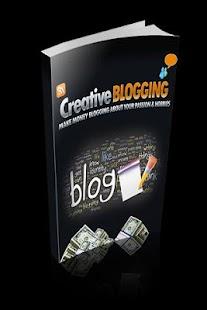 Creative Blogging - náhled