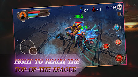 Galaxy Craft Defender 3D 1.0.1 screenshot 64850